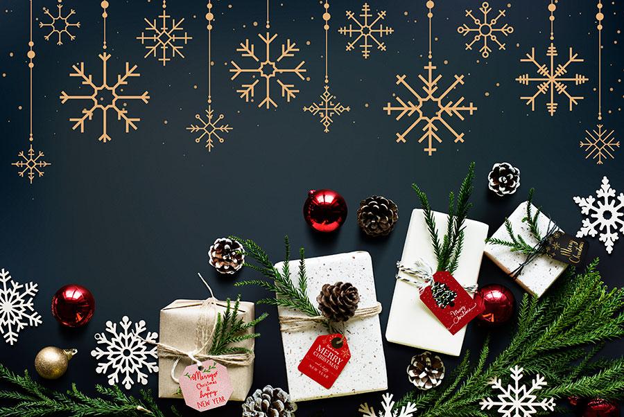 Лучший подарок на Новый год - это шуба!