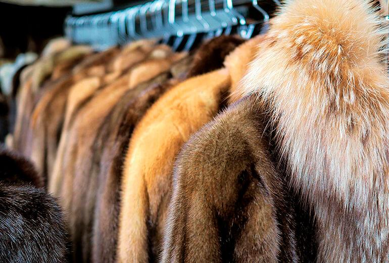 Ведущие бренды меховых изделий