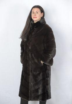 Шуба женская норковая 9854