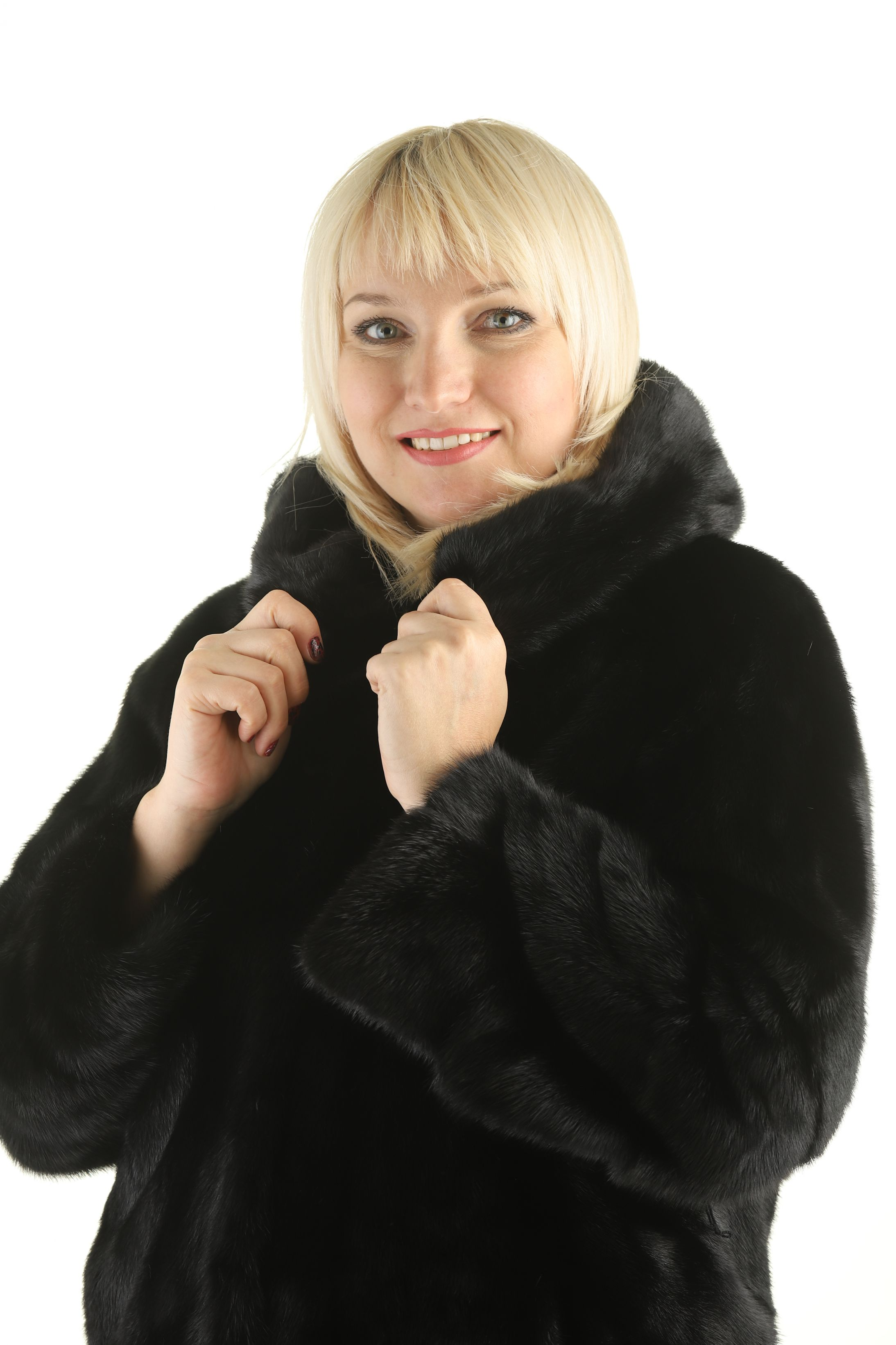 Шуба женская норковая 3002M фото №1