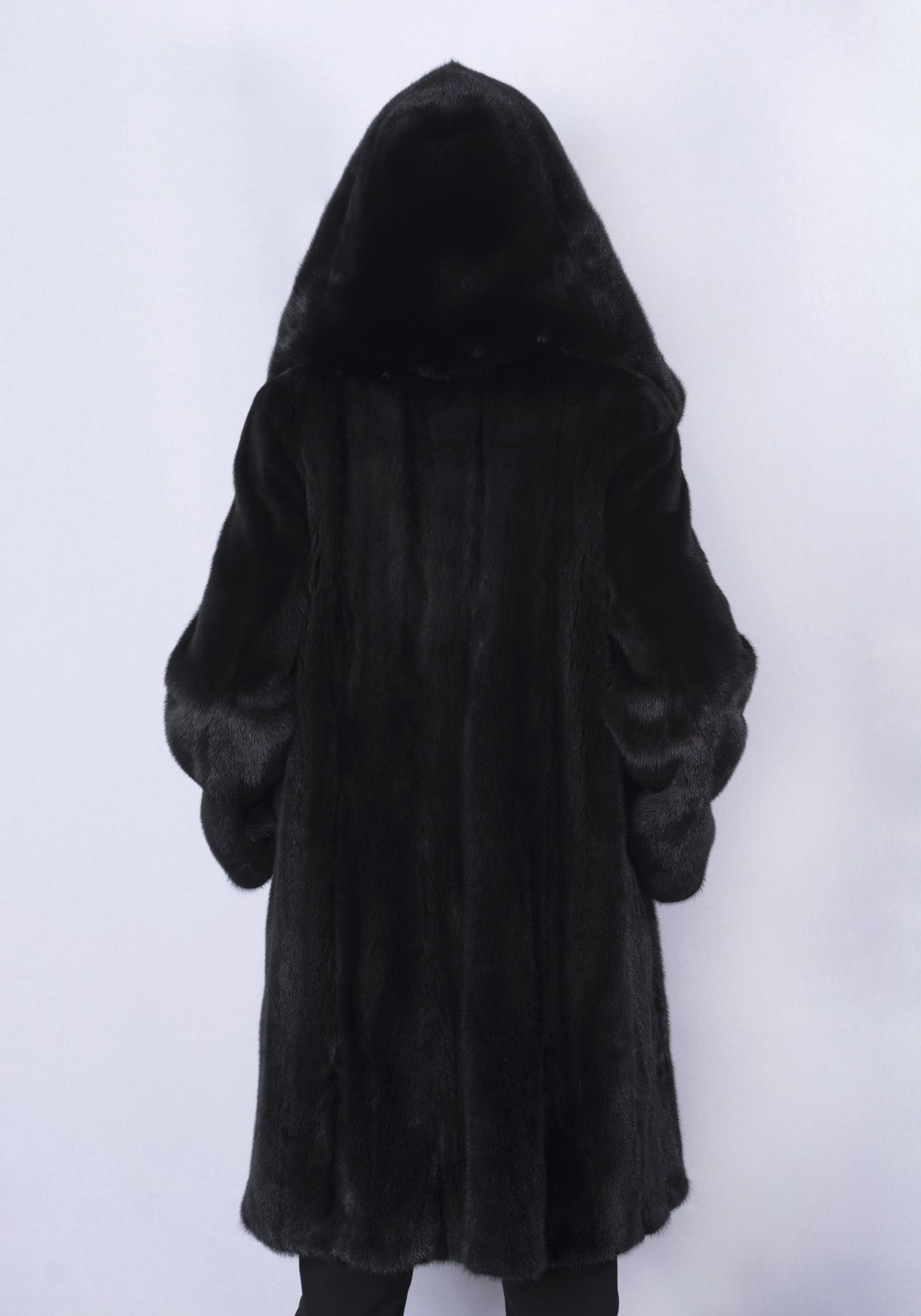 Шуба женская норковая 2603 фото №1