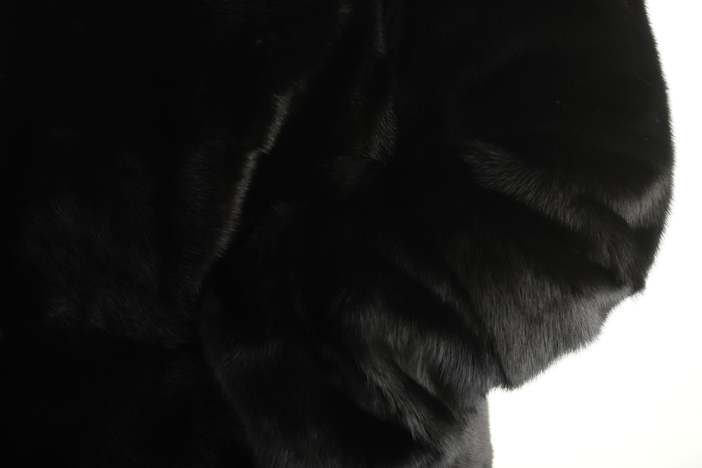 Шуба женская норковая 2021A фото №1