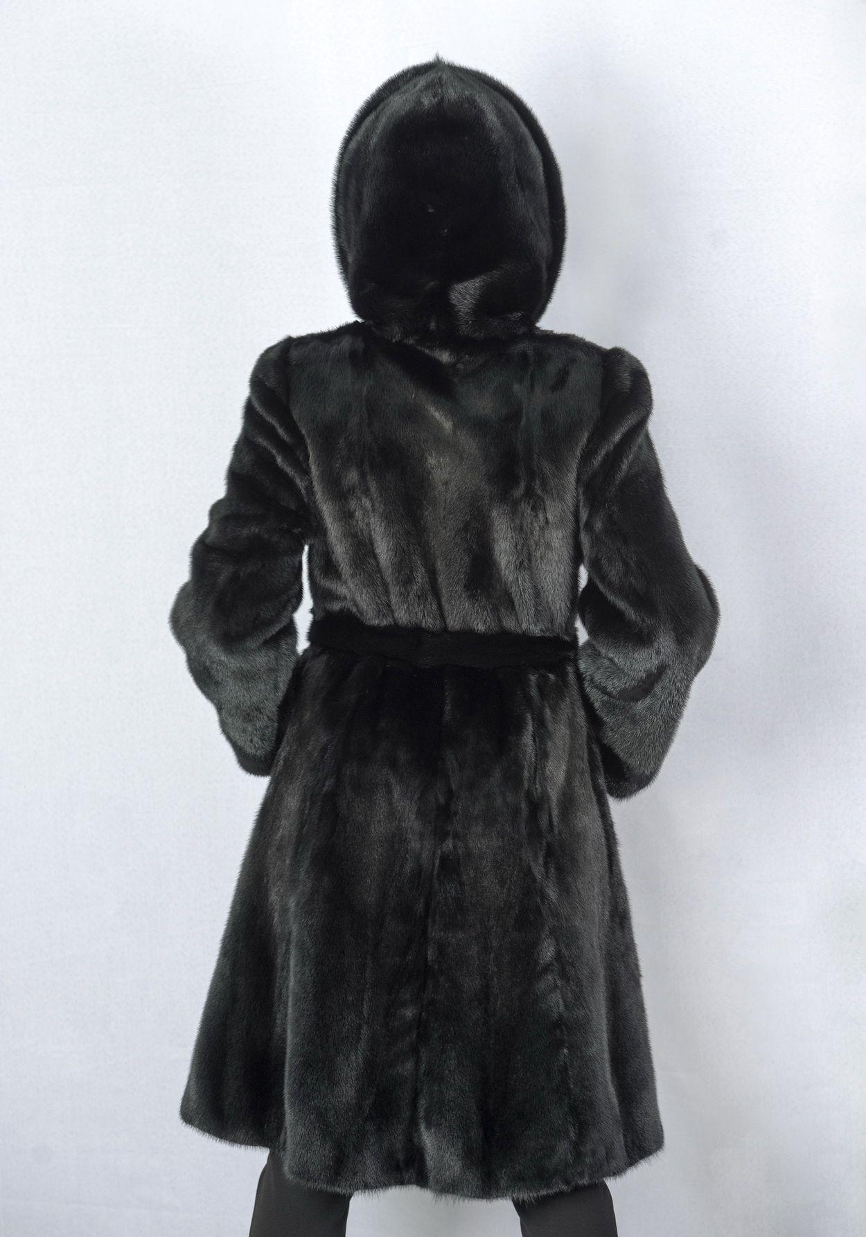 Шуба женская норковая 2653AP фото №1