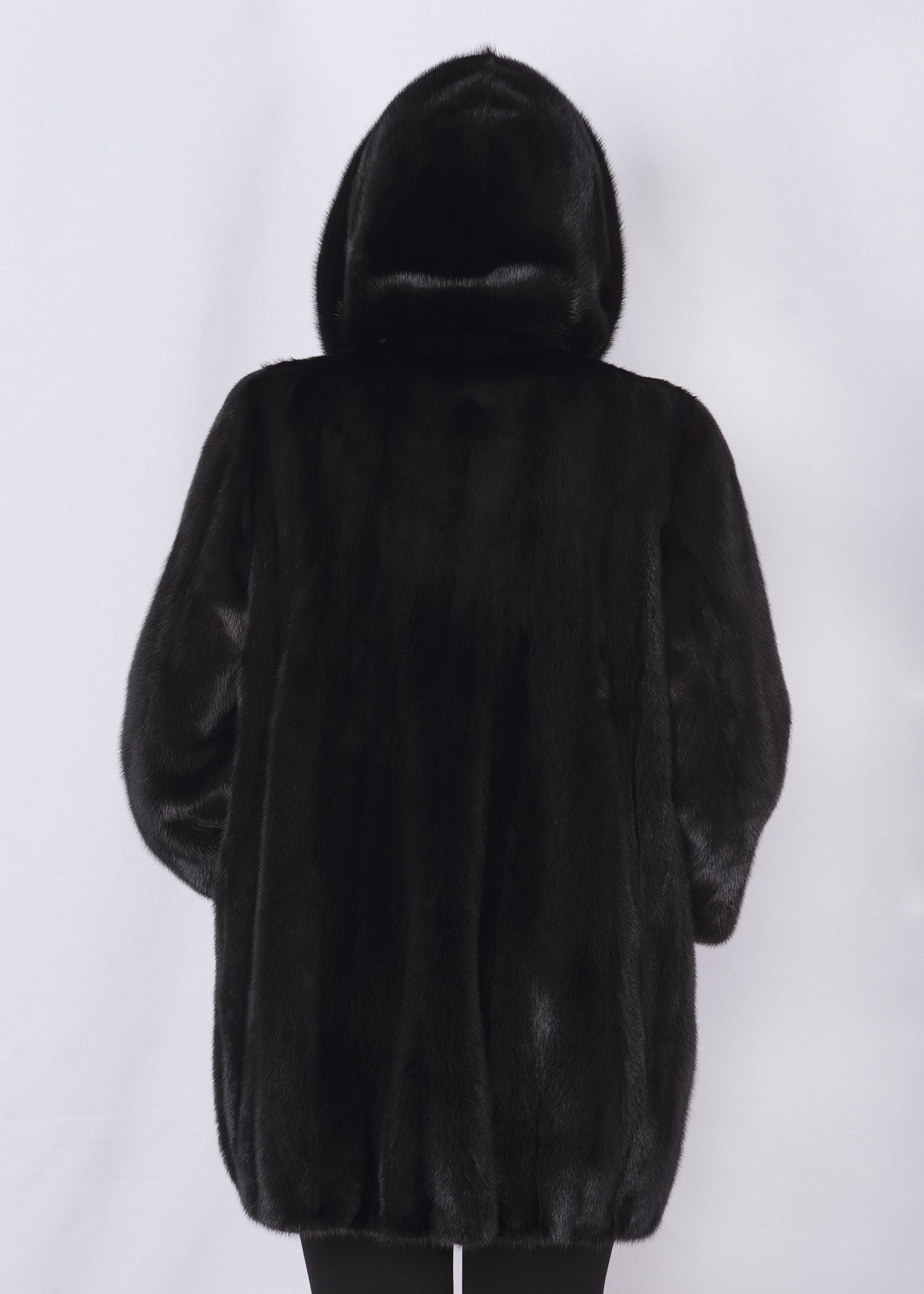 Шуба женская норковая 4070 фото №1