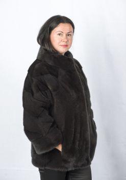 Шуба женская норковая 8951