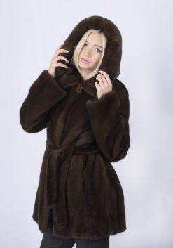 Шуба женская норковая 2536АP