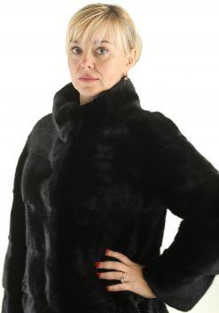Шуба женская норковая 12206