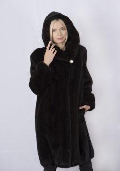 Шуба женская норковая 8305