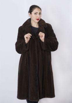 Шуба женская норковая 3100