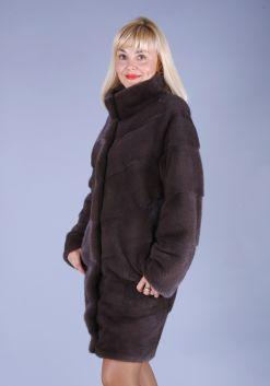 Шуба женская норковая 7730