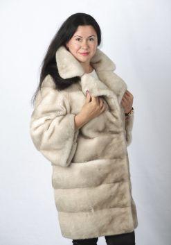 Шуба женская норковая 2756